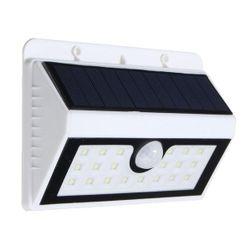 Solární světlo s pohybovým senzorem