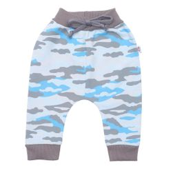 Dziecięce bawełniane spodnie dresowe RW_teplacky-with-love-nbkoa77
