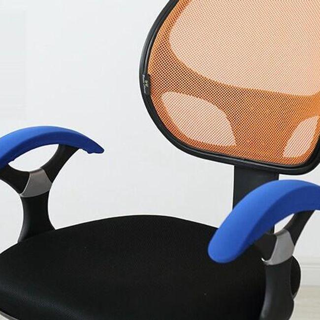 Barvne prevleke za naslonjala za roke pisarniškega stola 1