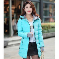 Ženska jakna Caliope - 12 boja Nebesko plava-S / M