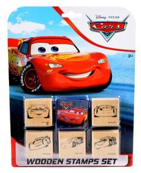 Razítka 5+1 CARS - Auta RZ_758385