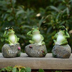 Dekoracije za vrt Frog