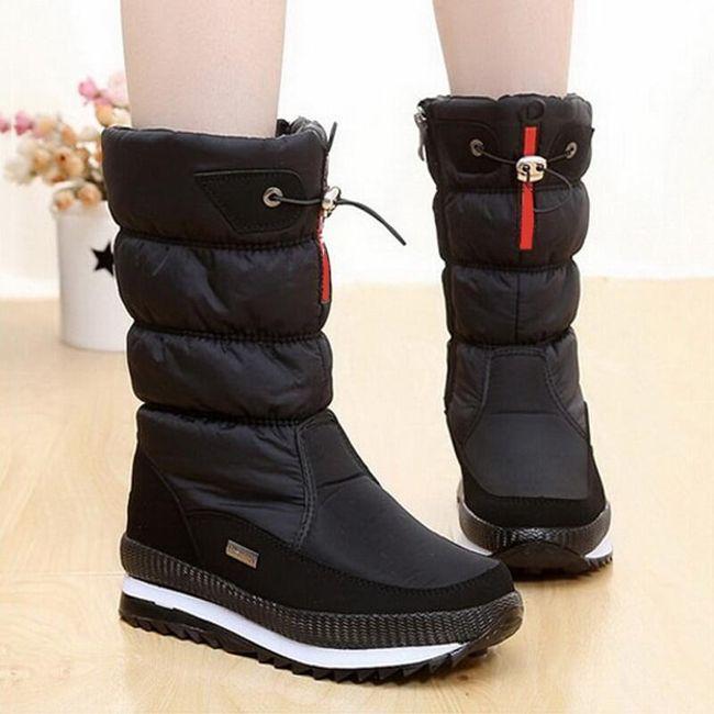 Dámské zimní boty Zea 1