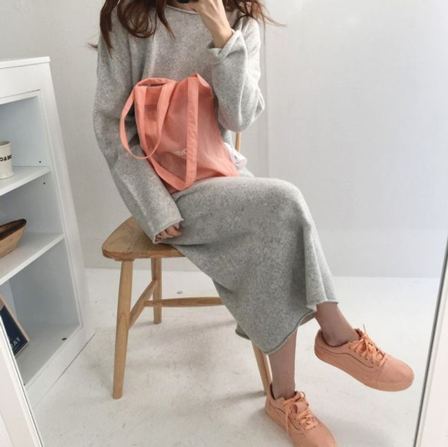 Női kötött ruha Milana