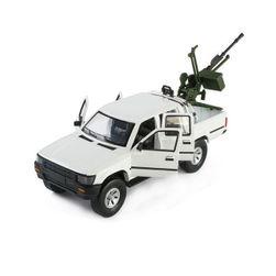 Model auta Toyota Hilux