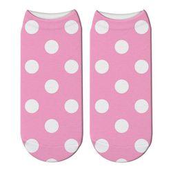 Női zokni Isolda