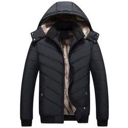 Erkek kışlık ceket Samuel