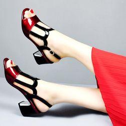 Damskie buty na obcasie Janna
