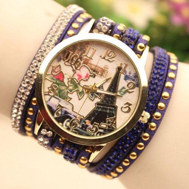 Ceas de mână în stil retro 1