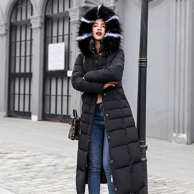 Dámský kabát Selena 1