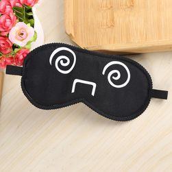 Maska za oči za spavanje - veseli uzorci