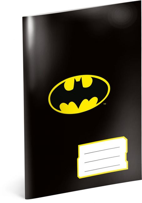 Iskola füzet Batman sz.544 - 5 db 1