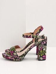 Dámské boty na podpatku RG_SBU0750