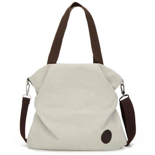 Ženska torbica preko ramena -  boja 1