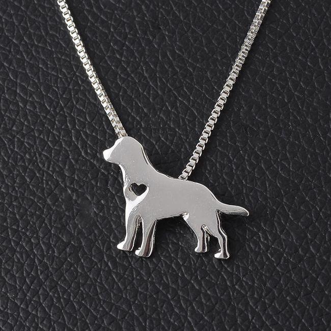 Ogrlica z motivi različnih pasem psov - Labrador retriver 1