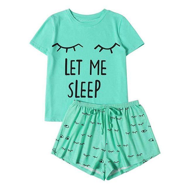 Damska piżama Eliza 1