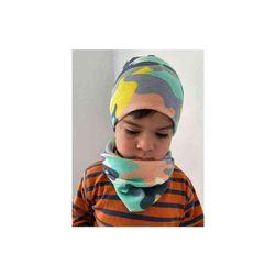 Детская шапка с шарфиком Pat