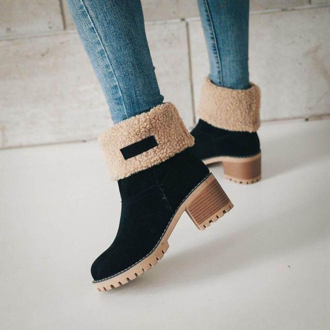 Dámské zimní boty Erta 1