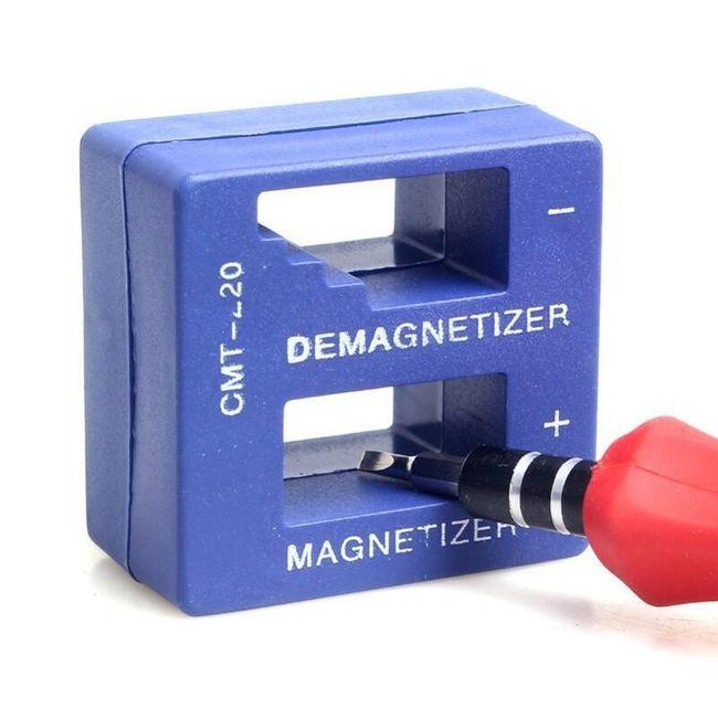 Magnetizér, demagnetizér pro šroubováky 1