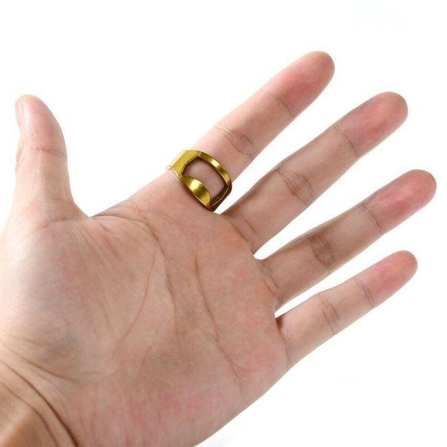 Odpirač v obliki prstana 1