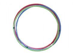 Obręcz Hula hop plastikowa, średnica 70 cm RM_56660010