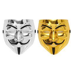 Maska na maškarní ve stylu vendety