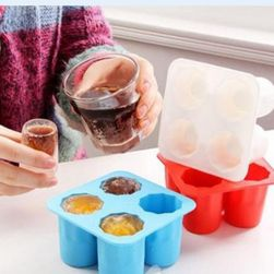 Silikonski kalup za čašice - 4 boje