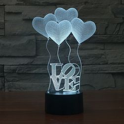 LED svetilka za ljubitelje