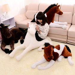 Мягкая игрушка- Лошадь PLYS6