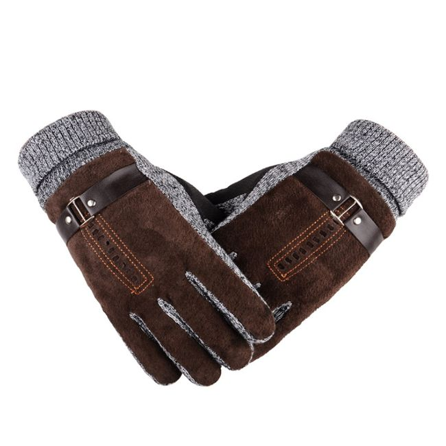 Зимние мужские перчатки Едмонд 1