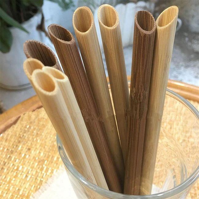 Bambusz szívószál Tarja 1