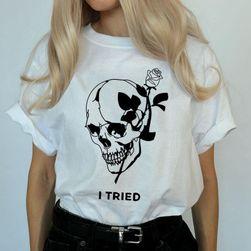 Kısa kollu bayan tişört Oready