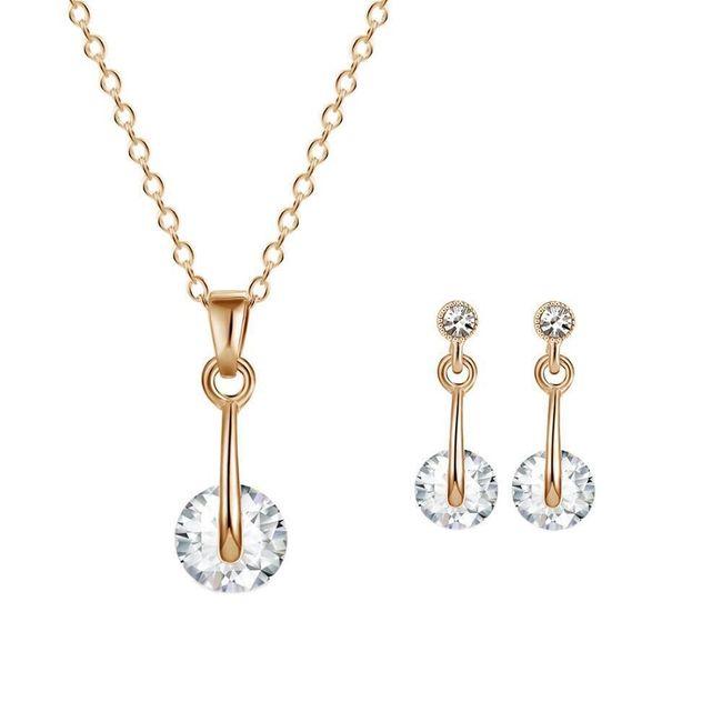 Komplet biżuterii AS113 1