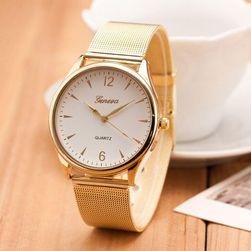 Elegancki damski zegarek w modnym kształcie- 2 kolory