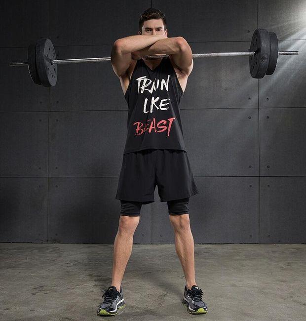 Sport férfi trikó Carl