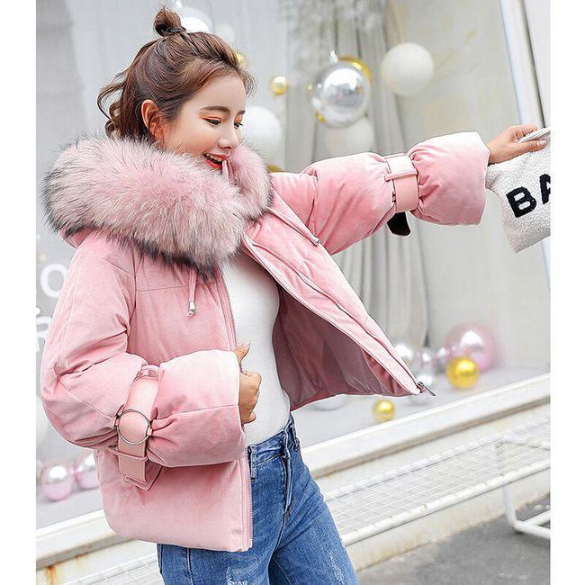 Ženska stilska jakna Dolores - 6 varijanti 1
