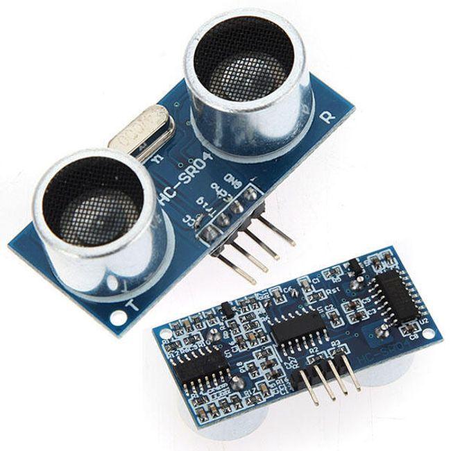 Ultrazvukový senzor vzdálenosti 1