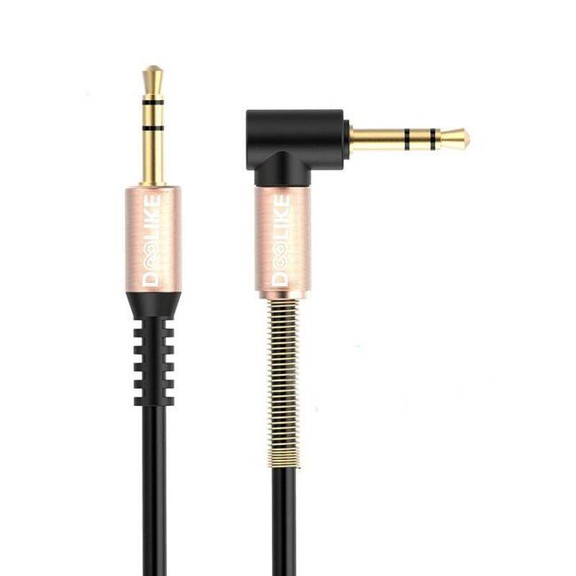 Propojovací AUX kabel 3,5mm (jack)  1