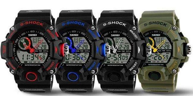 Ceas pentru bărbați S-SHOCK 1