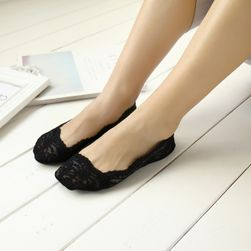 Neviditelné ponožky do lodiček nebo balerínek