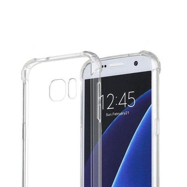 Zadní transparentní kryt pro Samsung Galaxy S7 Edge 1