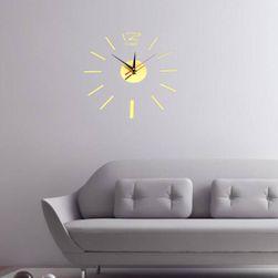 Ceas 3D pentru perete în patru culori