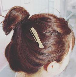 Зажим для волос Margaretta