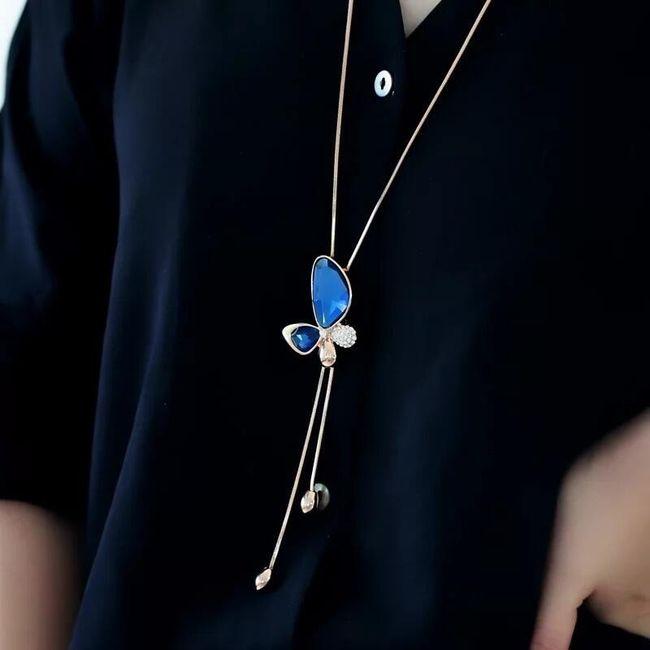 Dámský náhrdelník B016 1