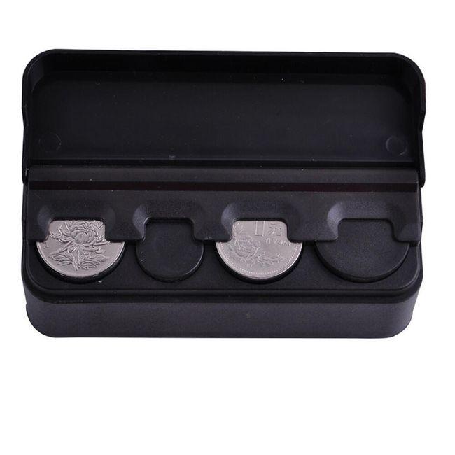 Škatla za shranjevanje kovancev 1