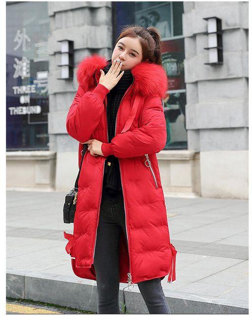 Dámská bunda s kapucí Lola 1