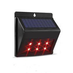 Solární odpuzovač predátorů
