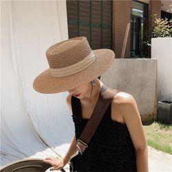 Ženski slamnat klobuk Violet