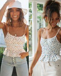 Ženska poletna majica Crop top BR_CZFZ00055