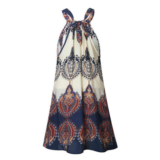 Dámské šaty - volný střih 1